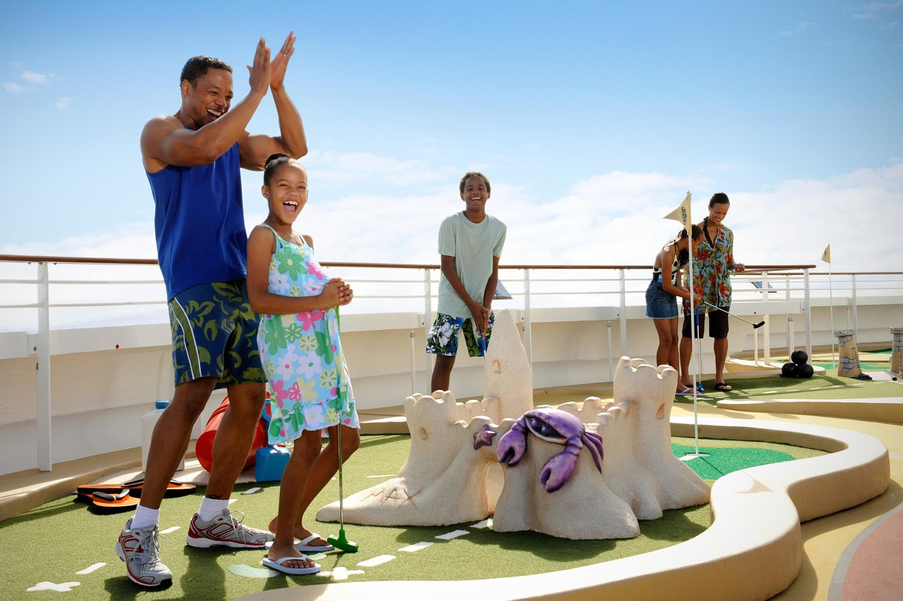 Best Family Cruise Line: Disney Cruise Lines