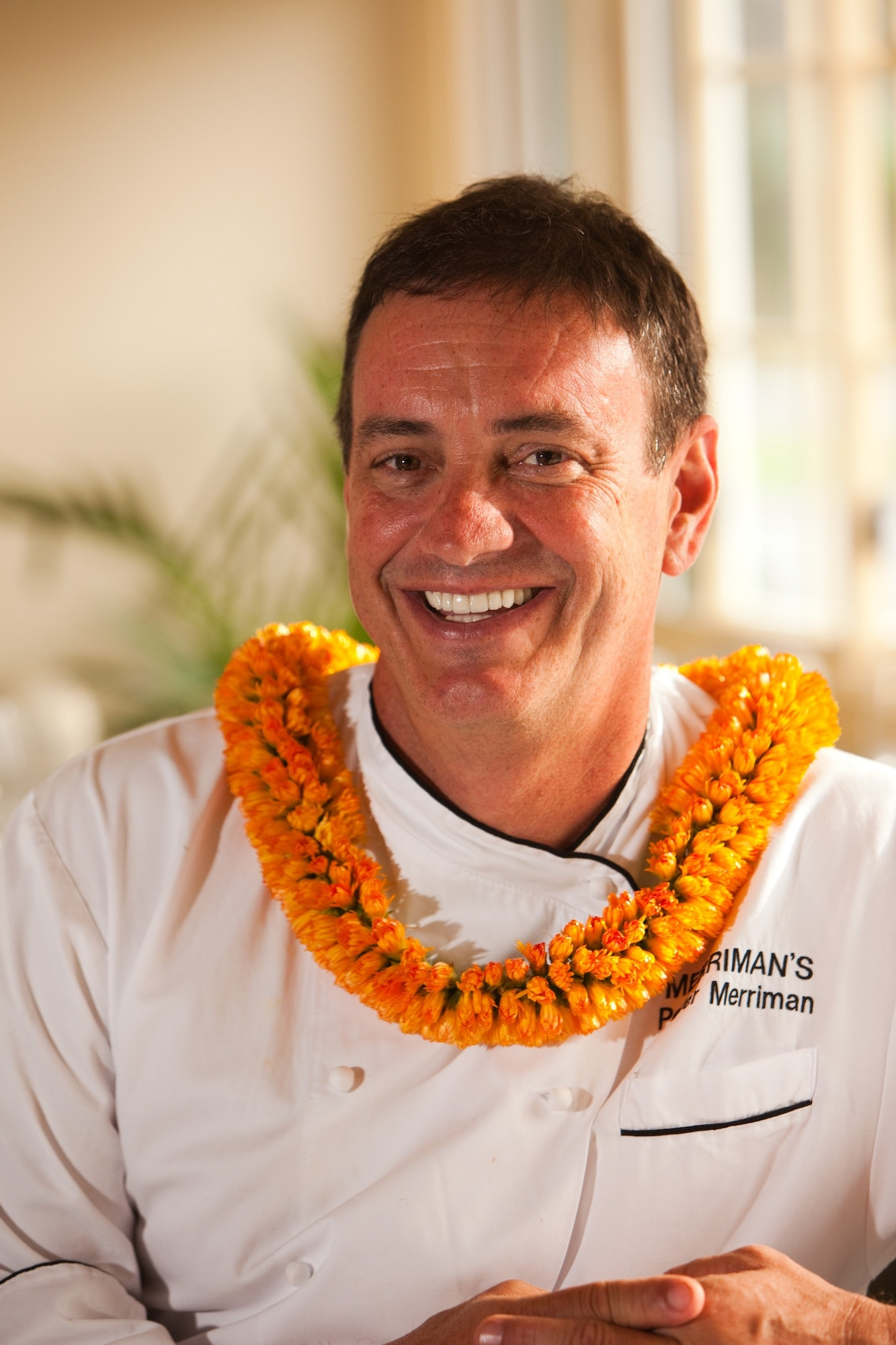 Chef Peter Merriman, pioneer of Hawaii Regional Cuisine