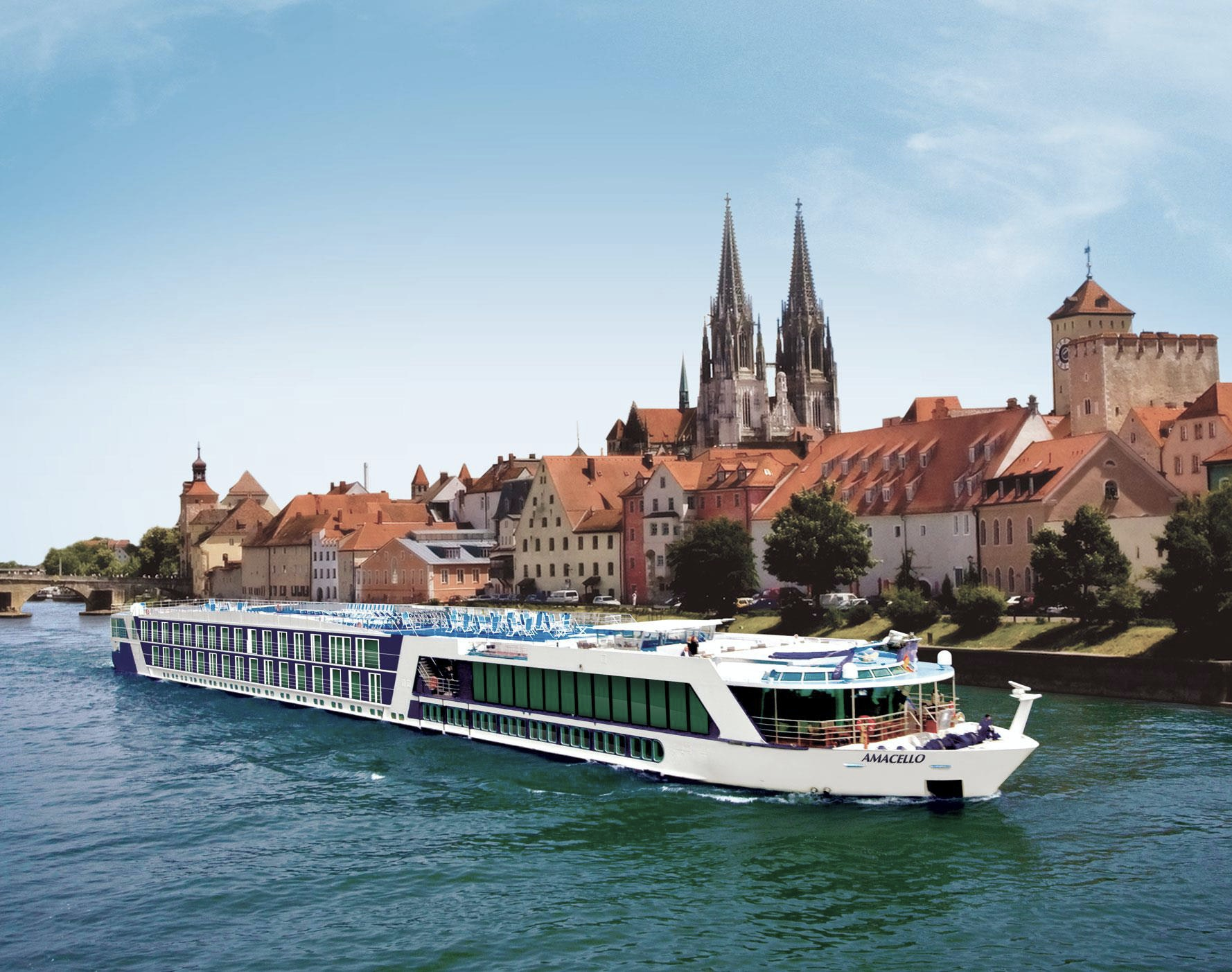 See the rivers of the world on an AmaWaterways cruise.