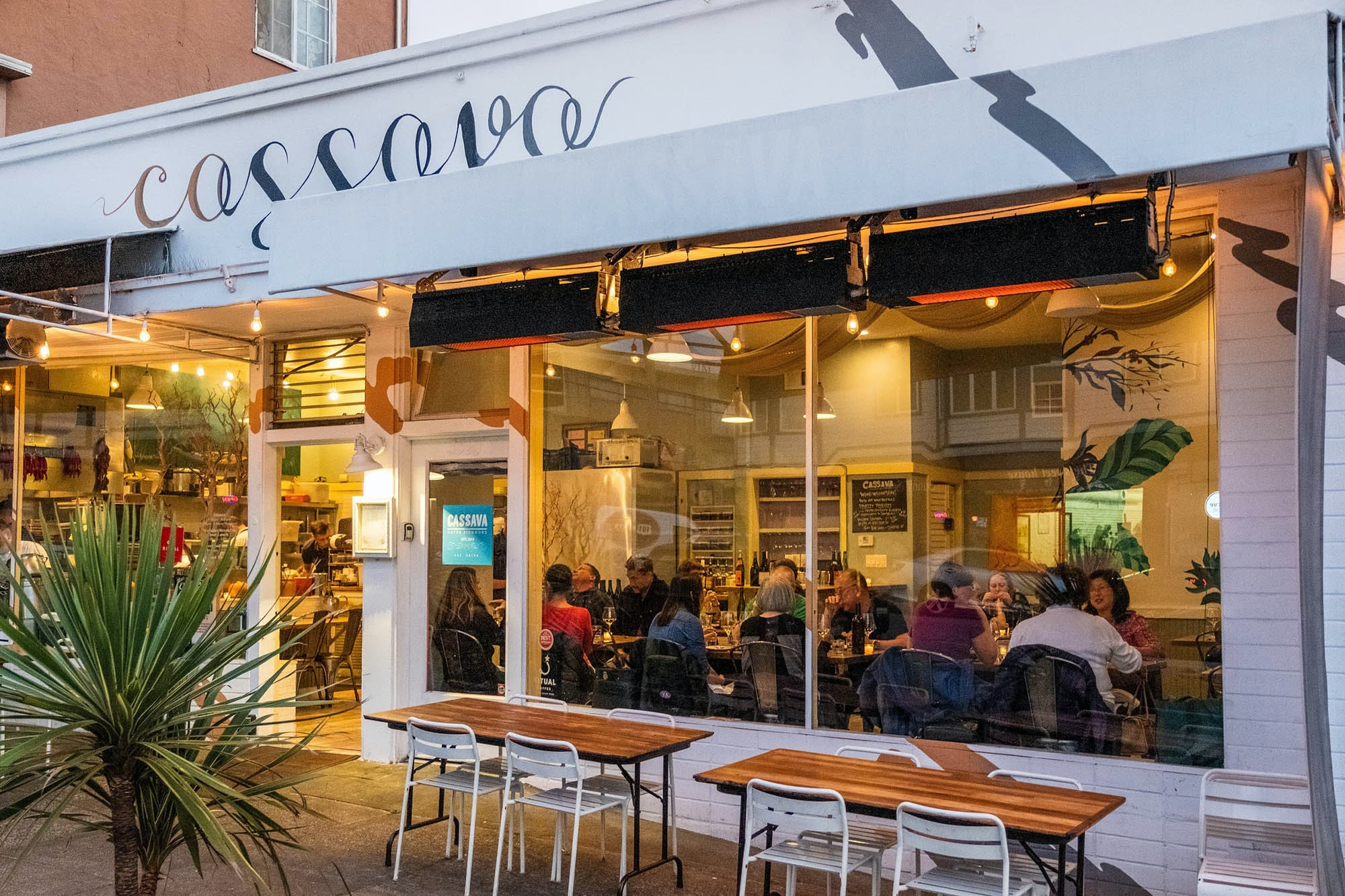 Cassava, in San Francisco's Outer Richmond district, is participating in Off Menu Week.