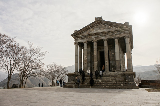 The Garni Temple