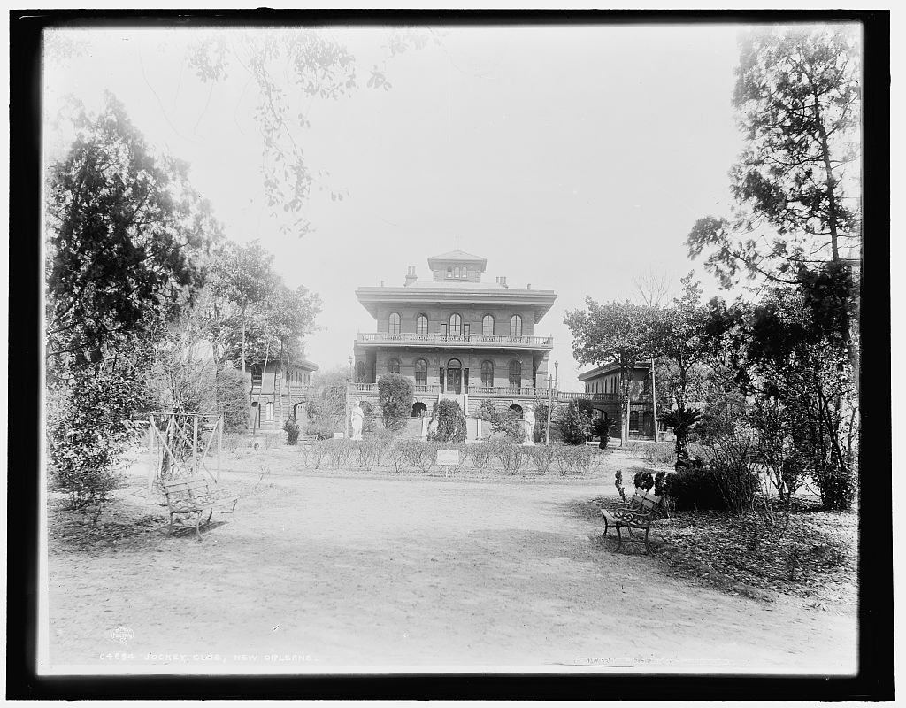 Luling Mansion, 1880