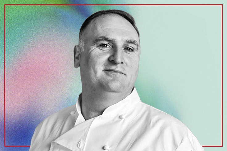 Outspoken chef José Andrés has changed the way we help countries in need.