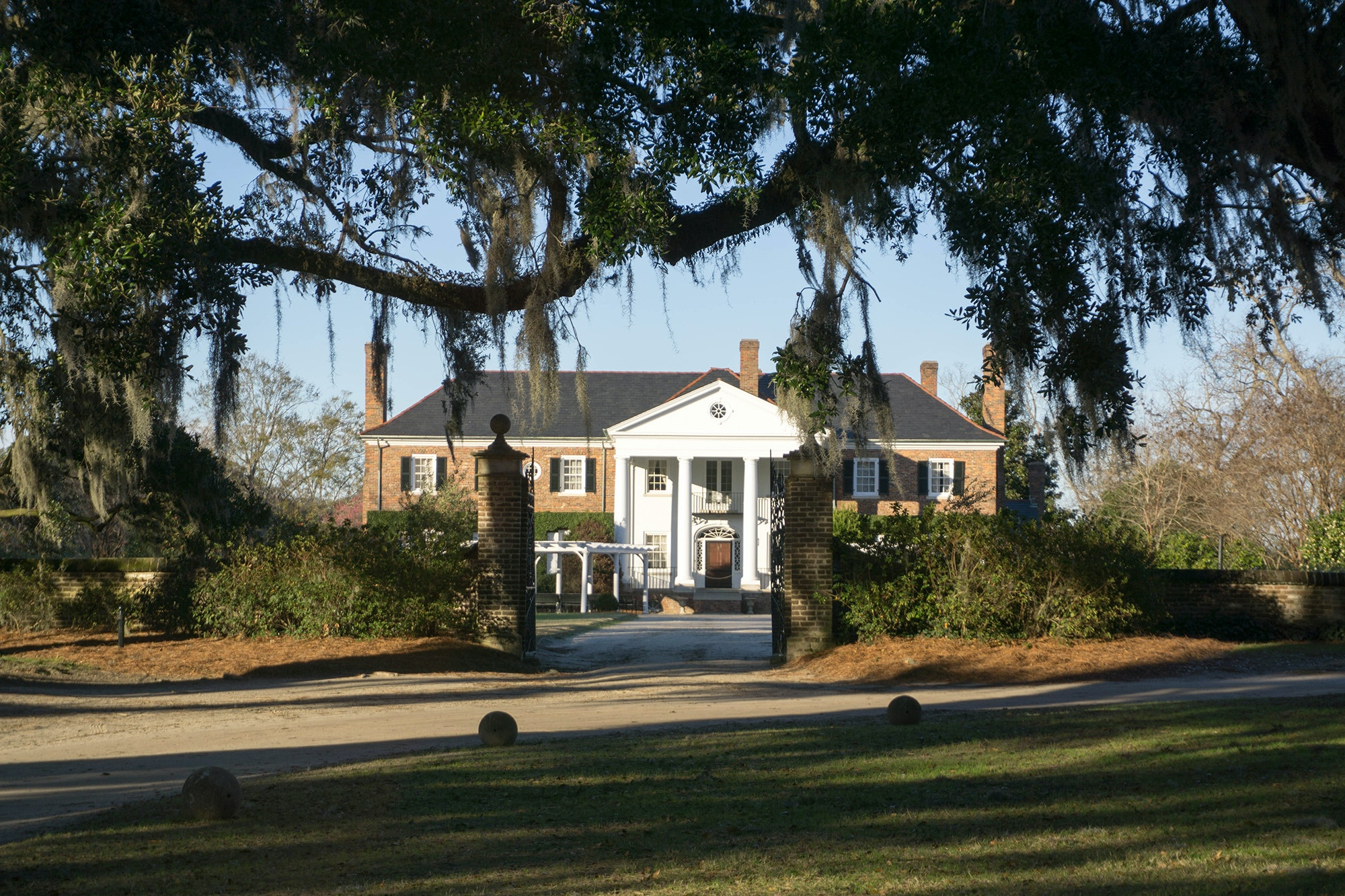 Boone Hall Plantation hosts the state's largest haunted event each year.