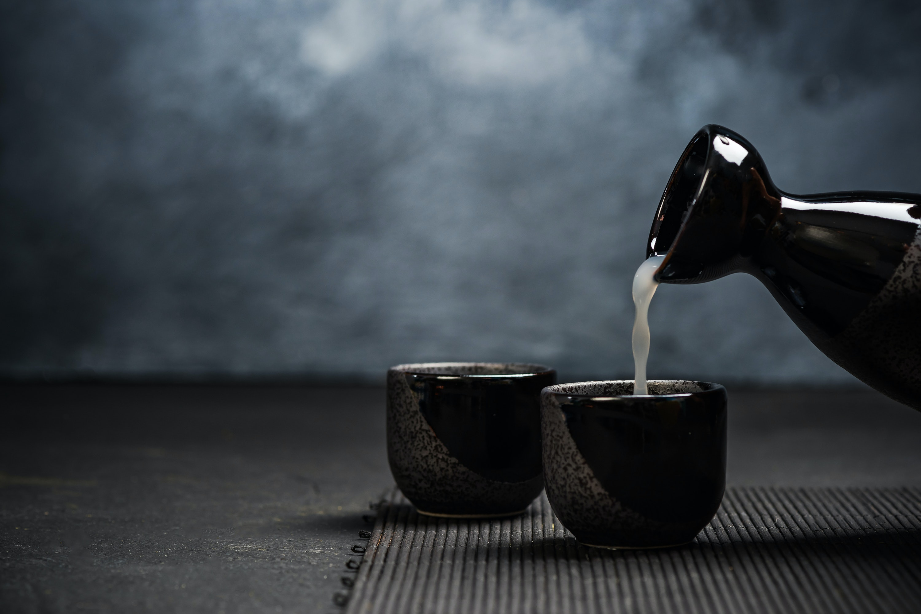 Traditionally, sake should be only slightly warmer than body temperature.