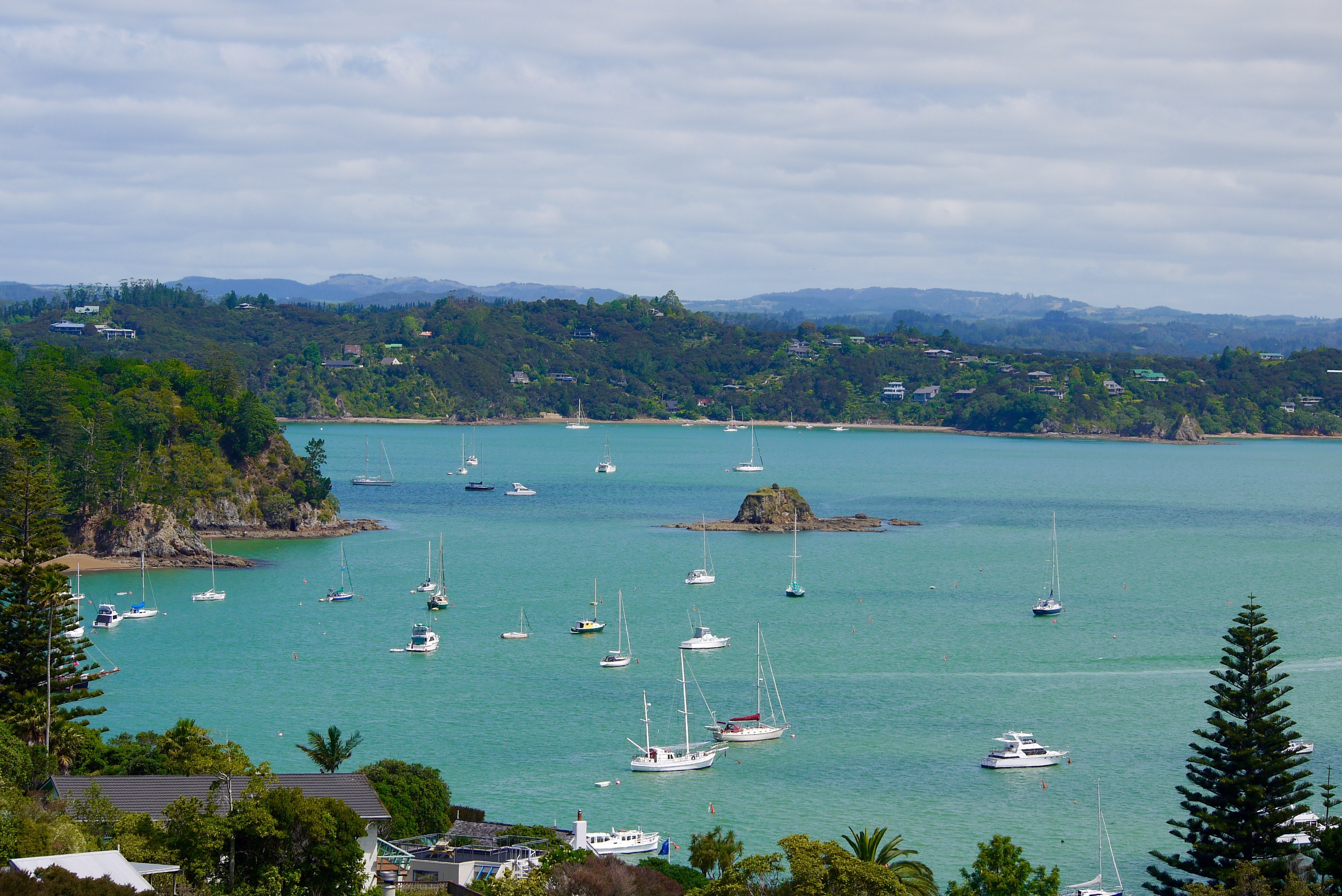 The Bay of Islands played host to much of New Zealand's early Colonial history