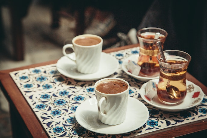 One thing is certain: You'll have lots of opportunities to drink Turkish coffee on this mystery trip.