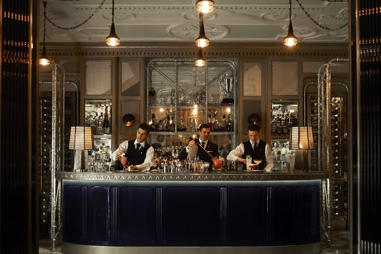 At London's Connaught bar, hospitality is all about being prepared.