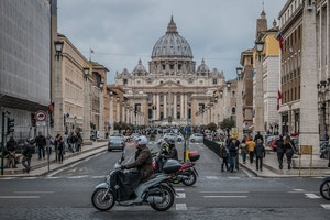 How the Eternal City Brought My Mom Back to Life