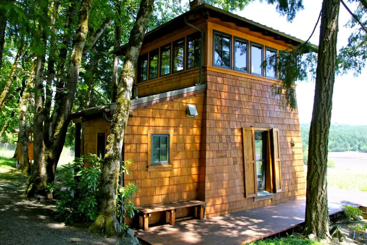 Beacon Cabin in Gaston, OR