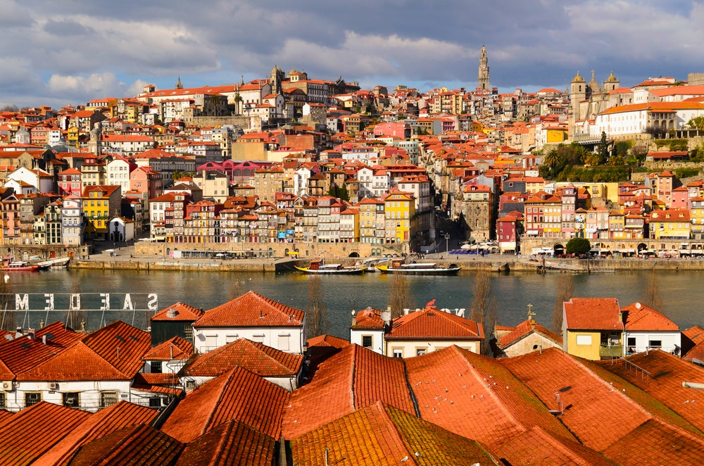 Porto, one of the most talked about cities of the year, offers pleasant temps and plenty of attractions throughout wintertime.