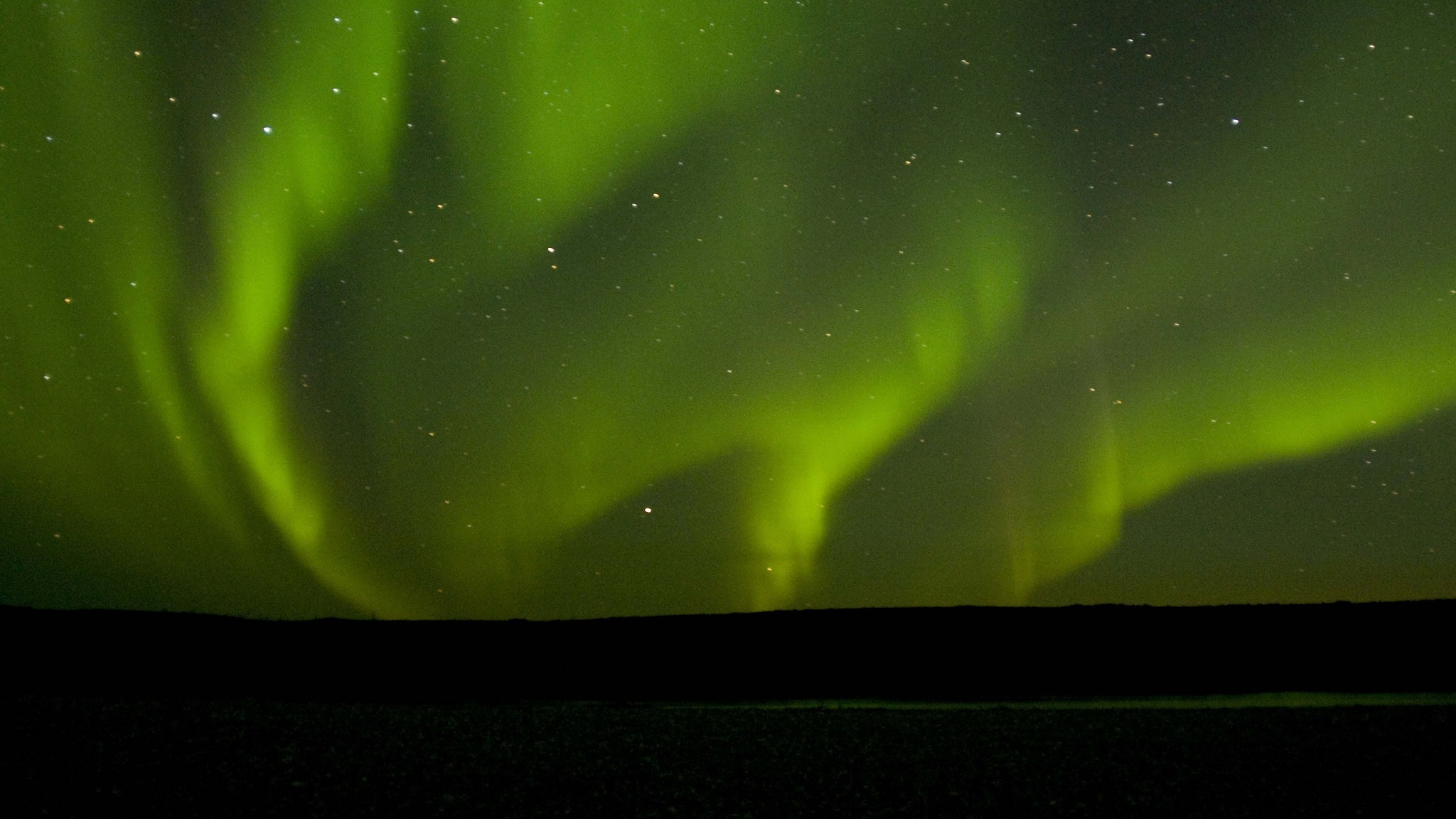 "Gates of the Arctic National Park and Preserve is situated under the ""aurora oval""—a ring-shaped zone where aurora activity is concentrated."