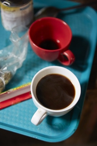 Growers in Jamaica's Blue Mountains produce some of the world's most sought-after coffee beans.