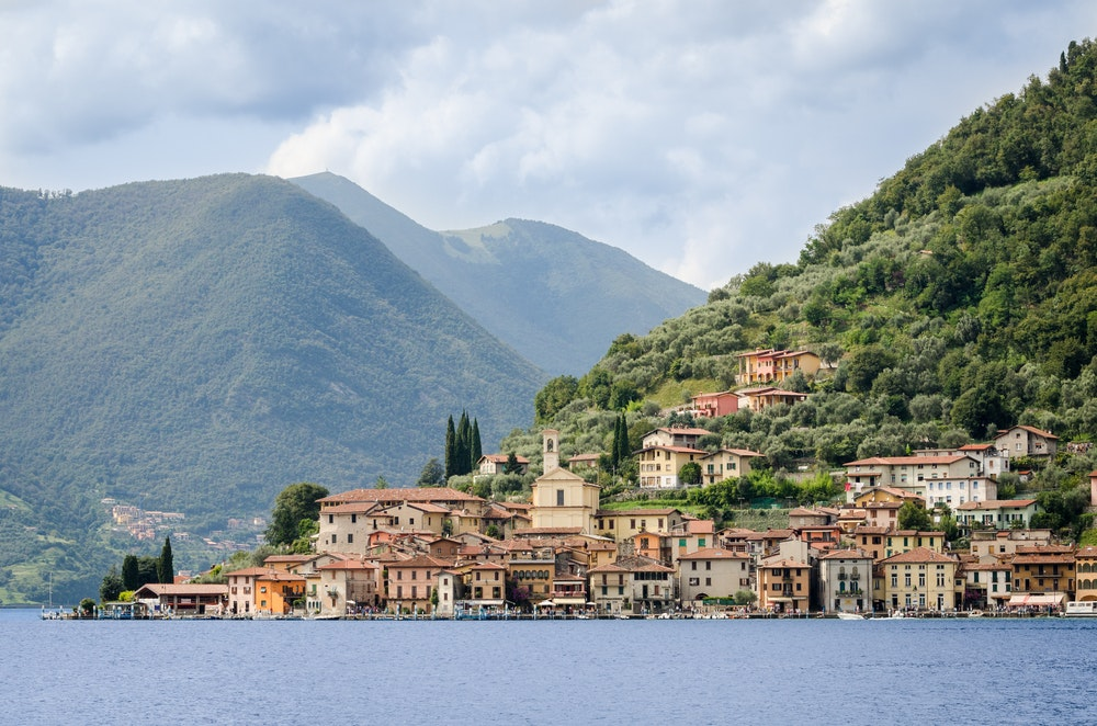 Just a two-hour drive from Milan, you could easily mistake Lake Iseo for the famed Lake Como—if it weren't for the town's inexpensive lodging and lack of crowds.