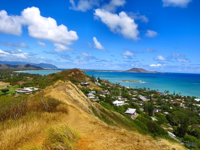 Comparatively few travelers make it to laid-back Kailua but it's worth the trip.