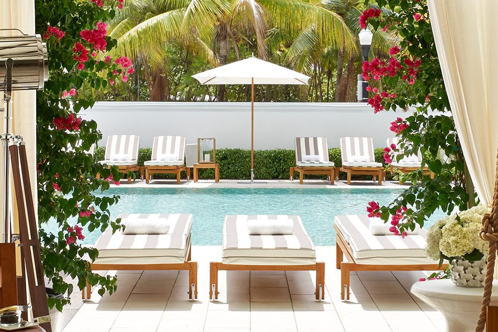 The Shelborne Hotel in Miami Beach