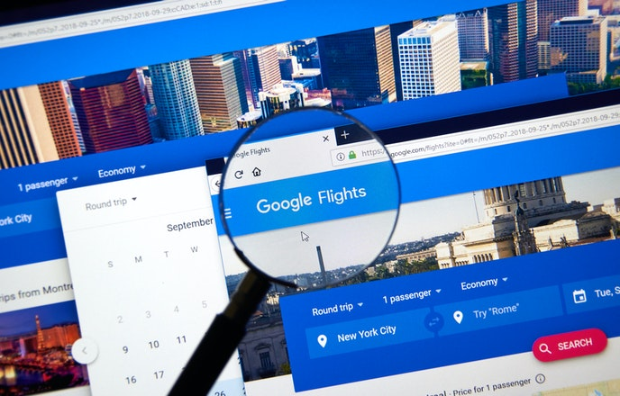 Google Flights is among the search engines worth cross-checking for cheap fares.
