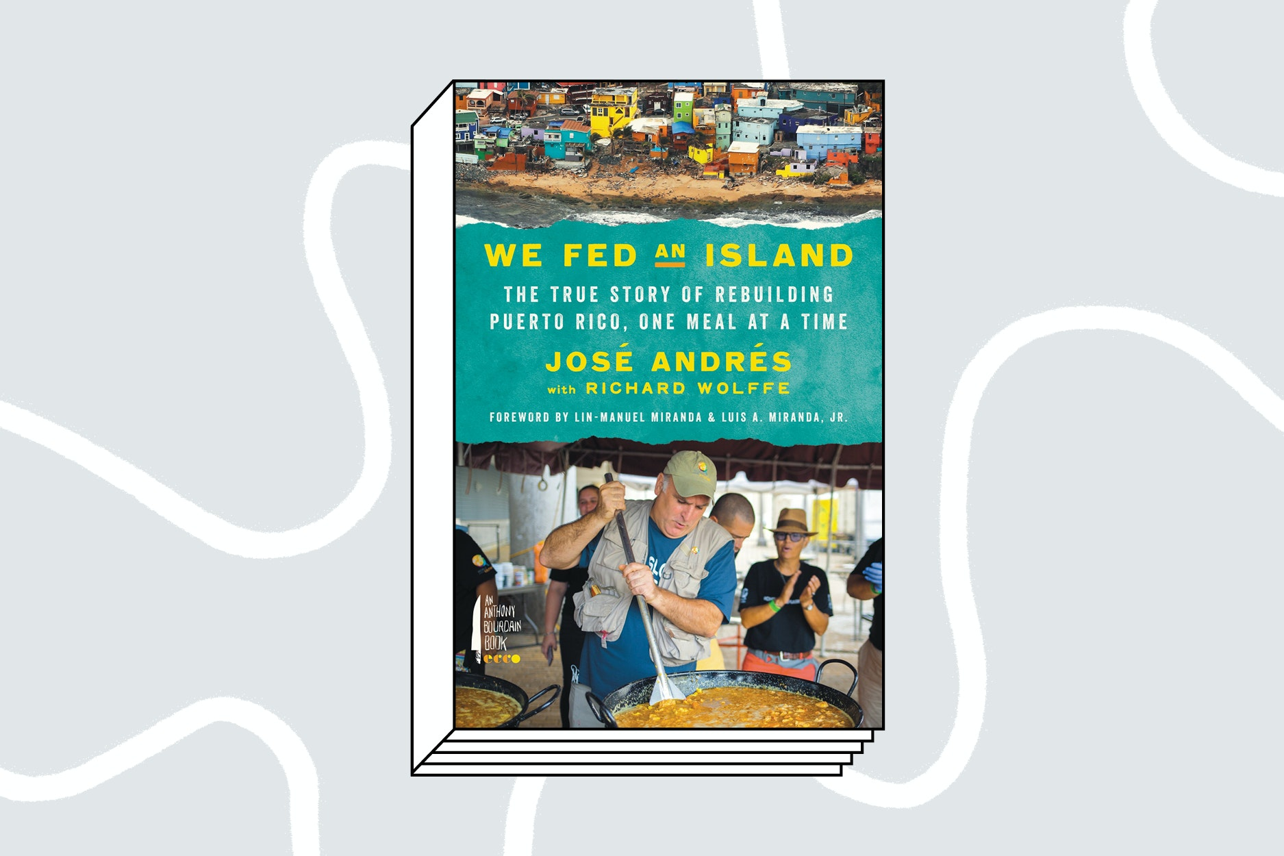 We Fed an Island: The True Story of Rebuilding Puerto Rico (HarperCollins, 2018)