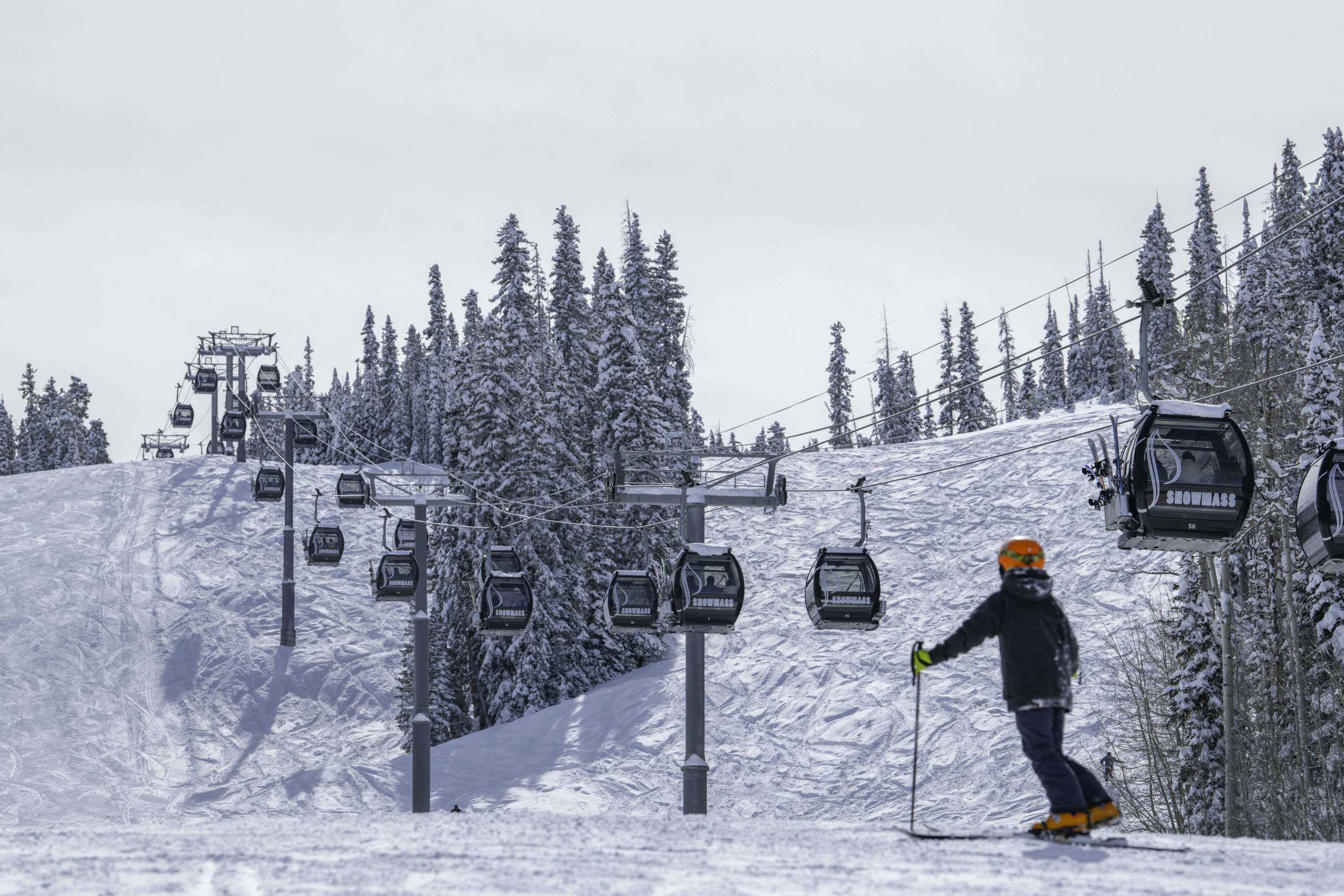 Ski resorts across the United States cater to kids.