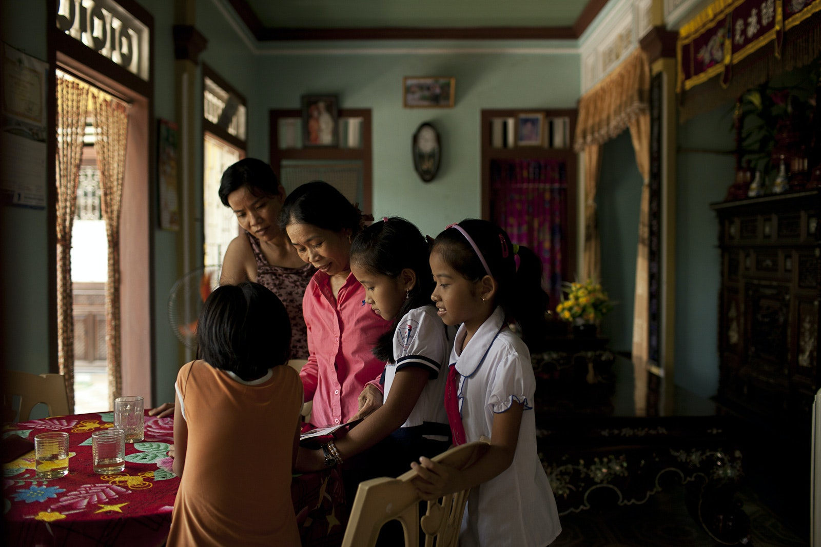 Lisa Abend visited Vietnam's Thuy Phu commune in search of clues about her father.