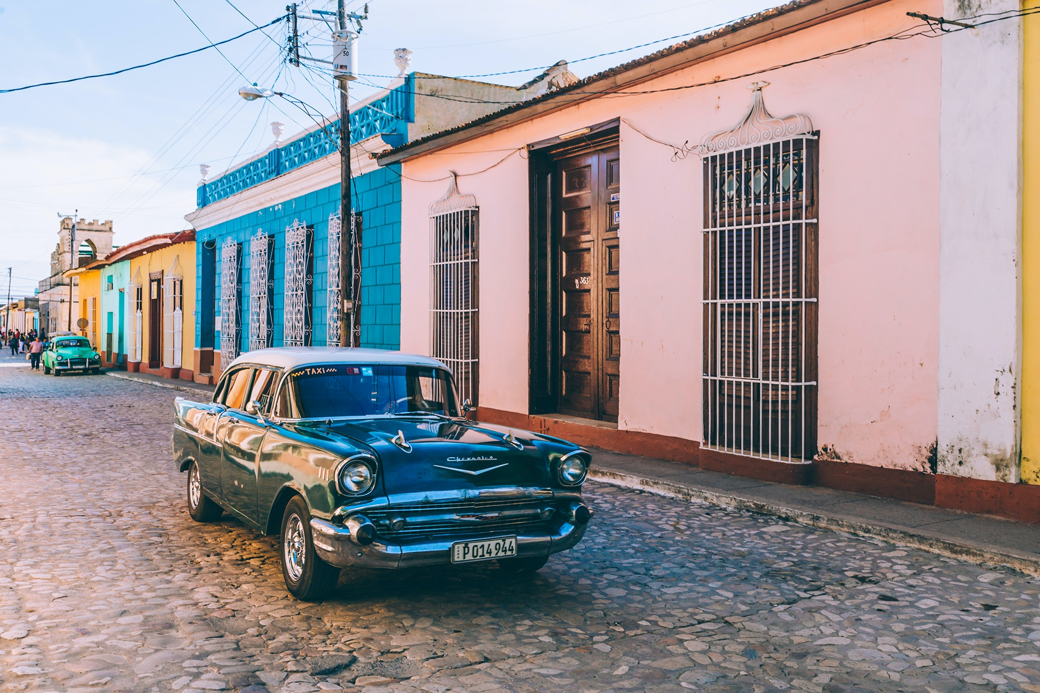 Havana turns 500 years old in 2019, and visiting is a step back in time, complete with ubiquitous 1950s classic cars.