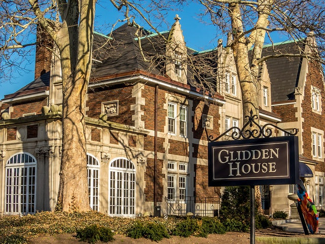 Glidden House in Cleveland, Ohio