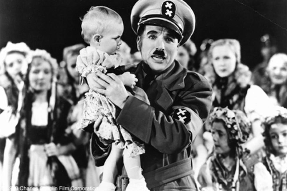 """""""The Great Dictator"""""""