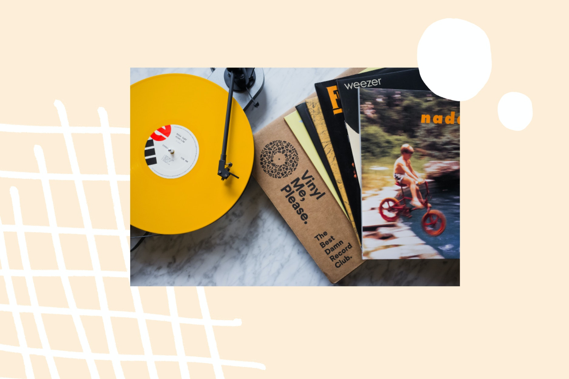Grow that vinyl collection with records by global musicians.