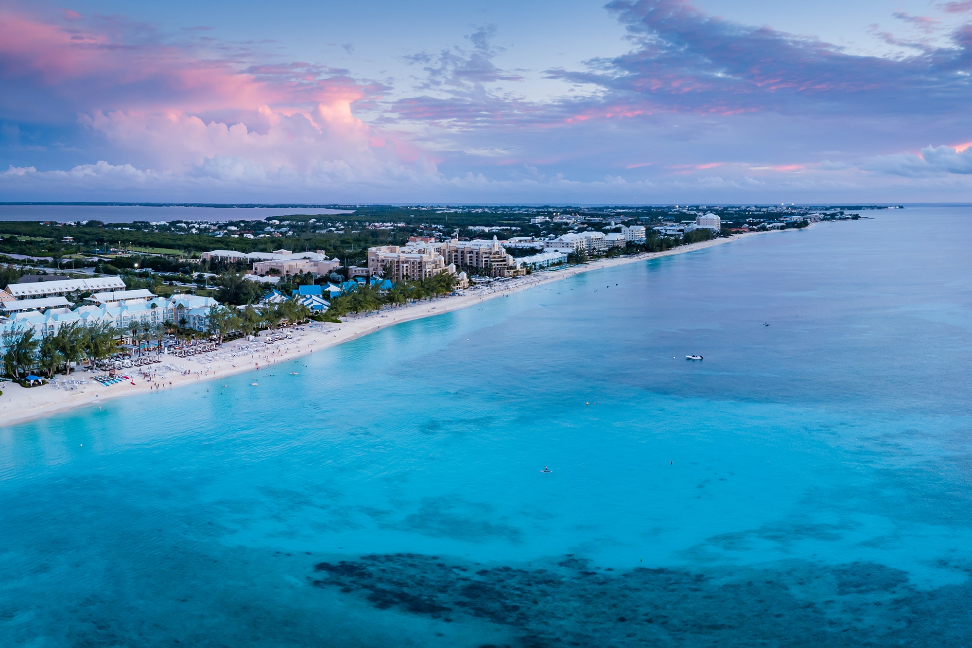 In addition to the annual Cayman Cookout, the first KAABOO festival will take place on Grand Cayman's Seven Mile Beach.