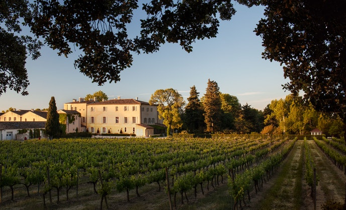 This 18th-century villa in France could be yours for the night.