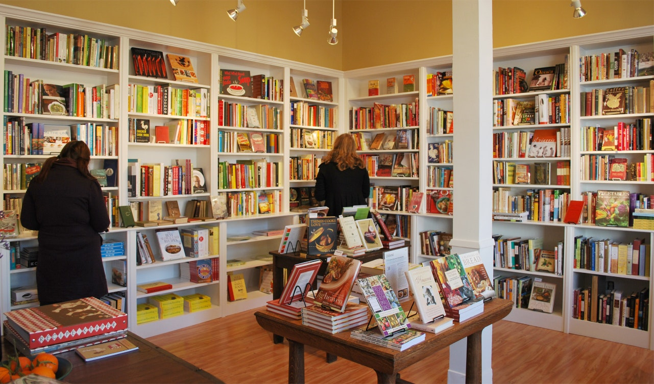 Collect vintage culinary tomes? Make San Francisco's Omnivore Books on Food your next stop.