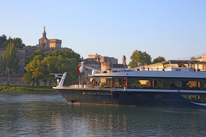 France's Rhône River is a haven for epicures and history buffs, with riverboats, from companies like Avalon Waterways, that bring guests through Provence (and, sometimes, Burgundy).