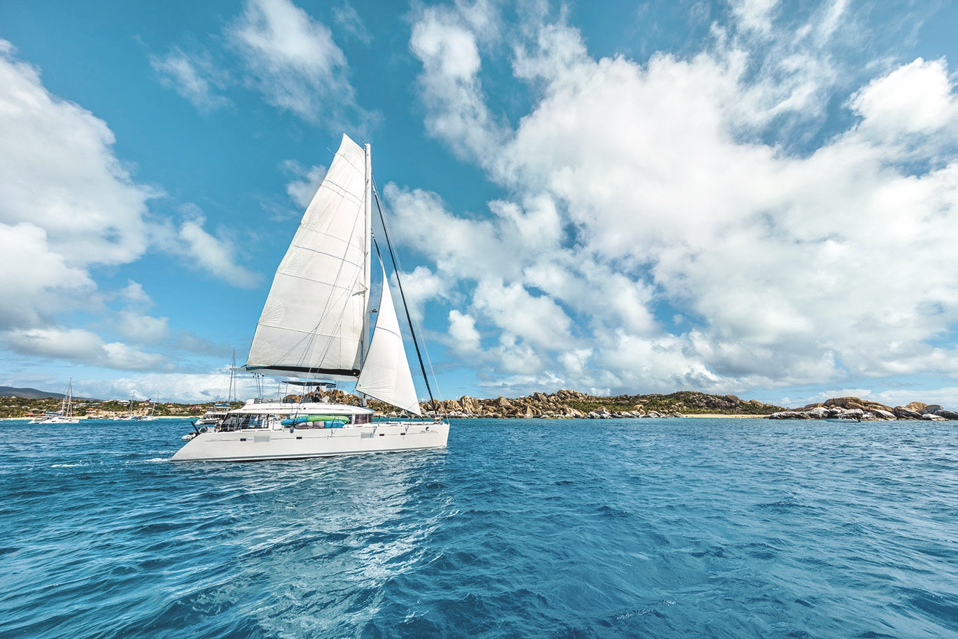 "The 56-foot ""Blue Horizon"" charters for $22,000 to $24,000 per week."