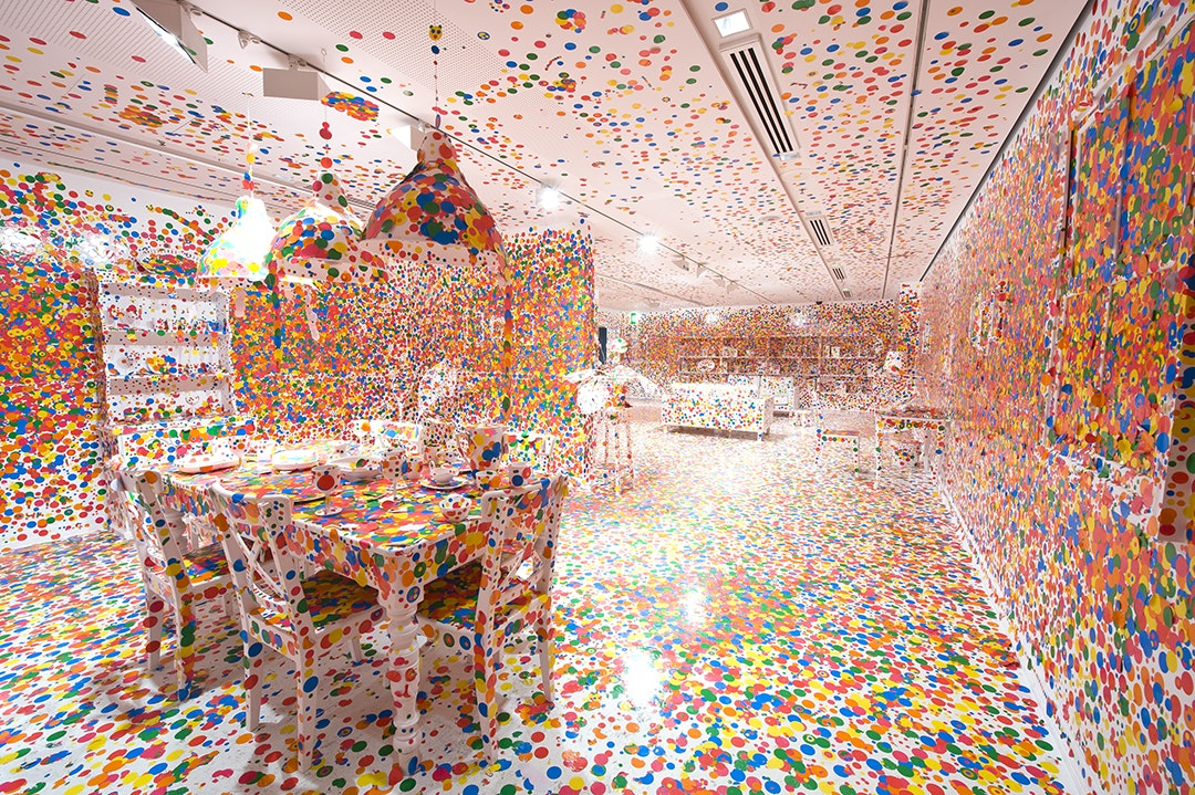 """""""The Obliteration Room"""" (2002 to present)"""