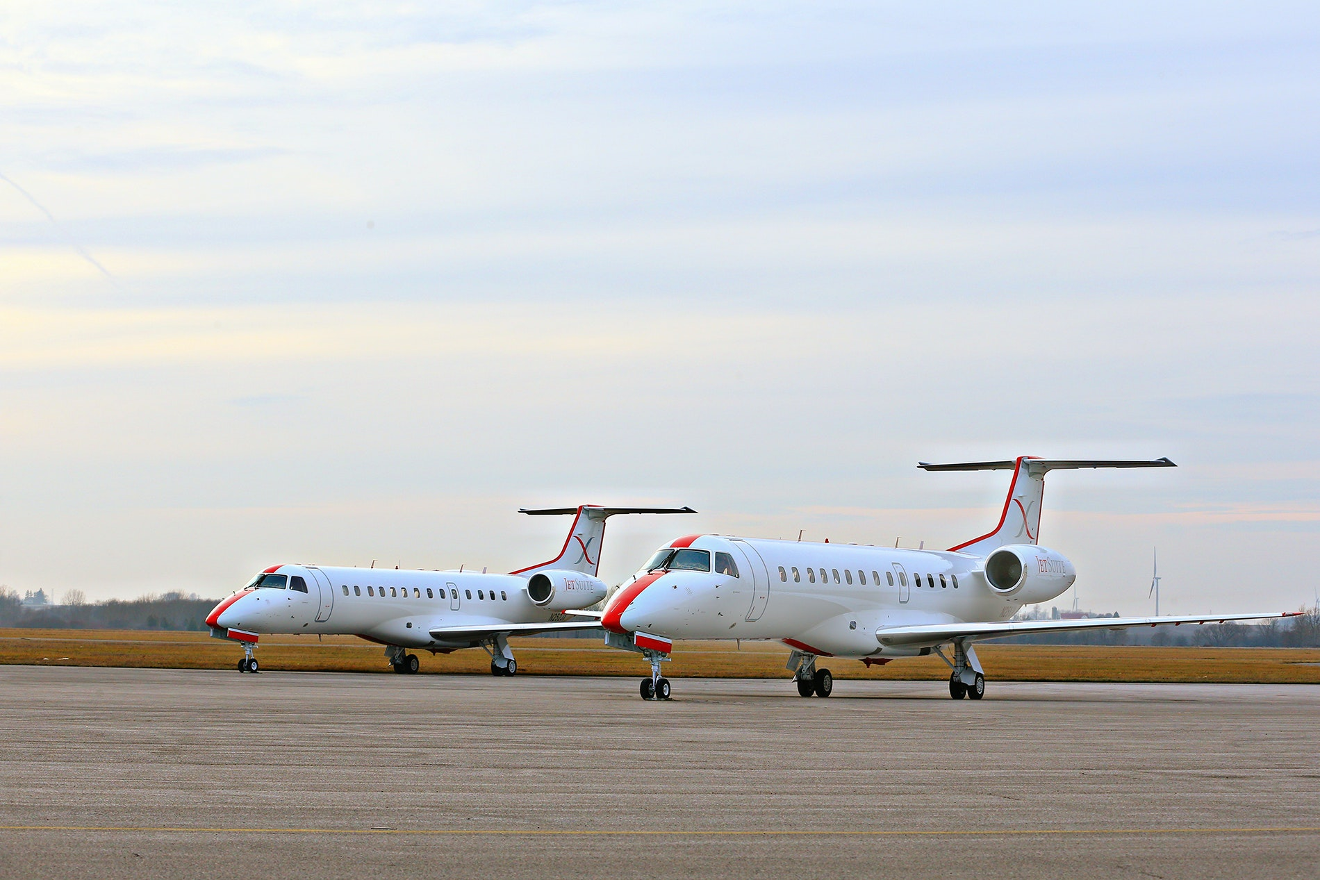 JetSuiteX is a hybrid between flying commercial and a private jet experience.