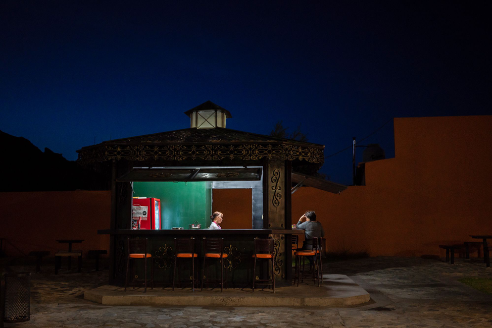 """Ratje's image, shot in Las Cruces, New Mexico, won first prize for the """"single shot"""" category of AFAR's Travel Photography Awards. The competition was sponsored by United Airlines, who awarded the winners a pair of United Polaris business class tickets."""
