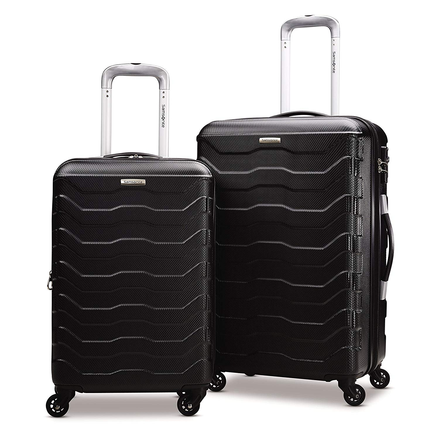 Get two suitcases for just $120.