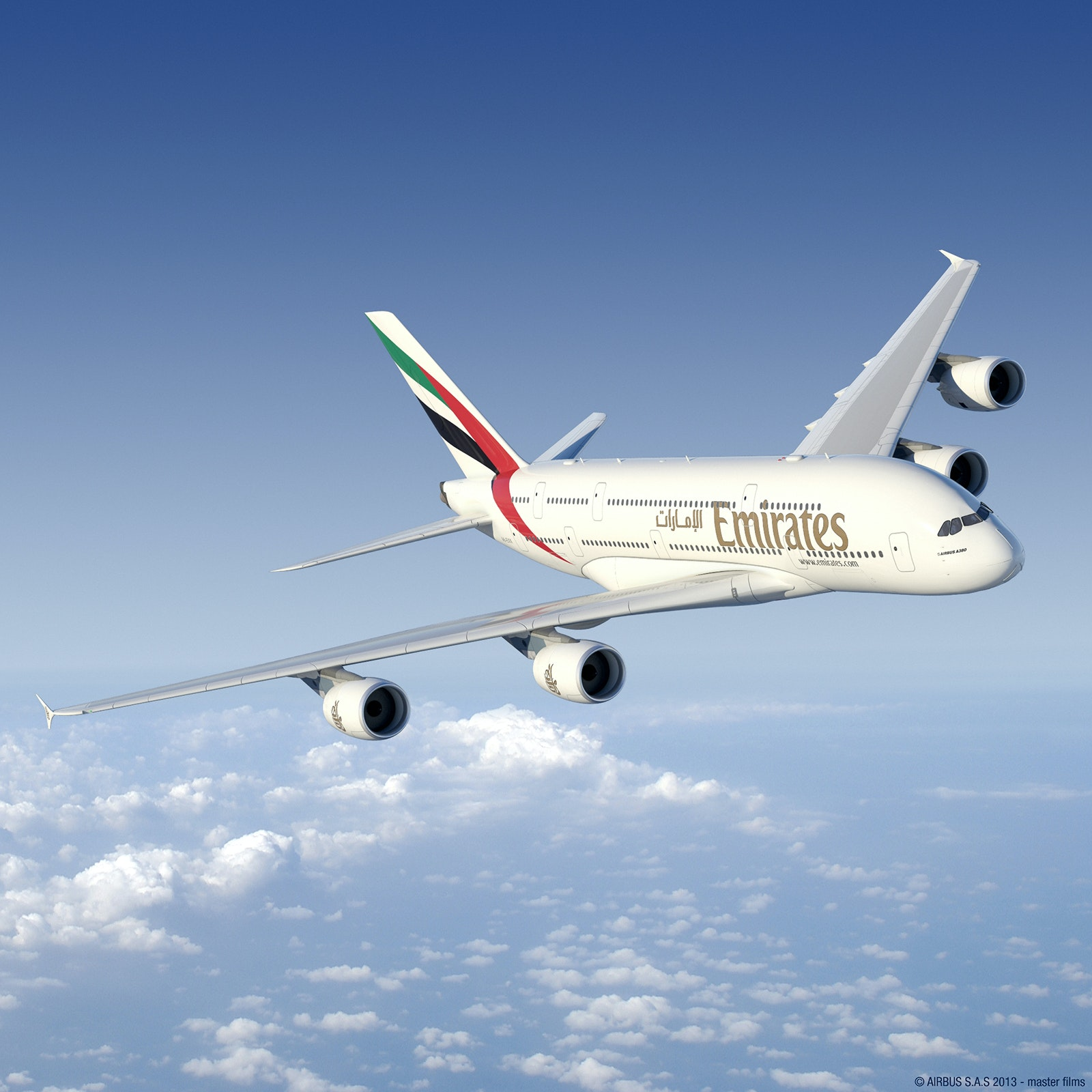 Emirates' A380 makes flying long distances a lot easier.