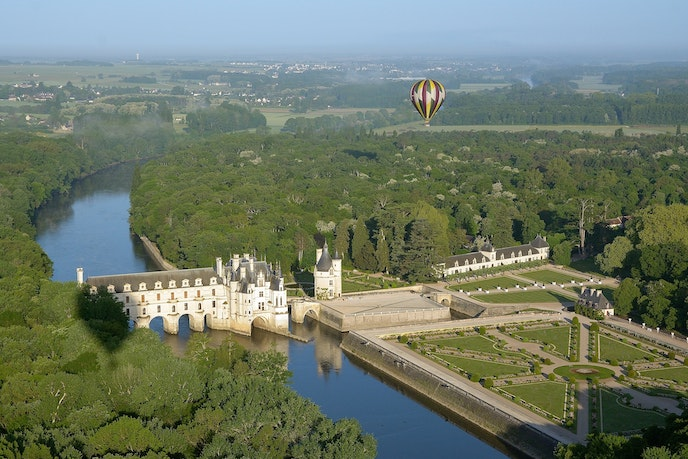Notable for its historic towns, architecture, and wines, the central Loire Valley is recognized as a UNESCO World Heritage site.