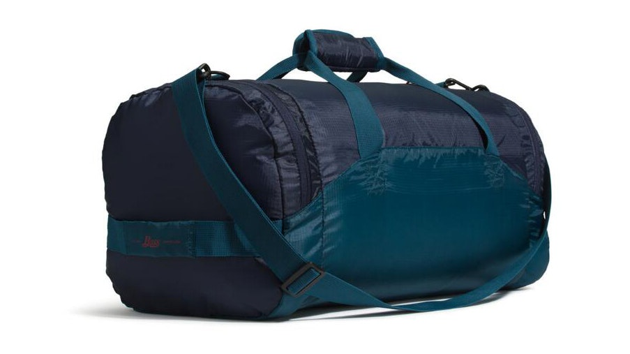 The G.H. Bass packable duffel