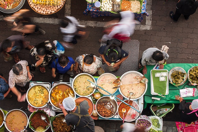 In 2017, the Bangkok Metropolitan Administration made changes to how street vendors can operate. It's uncertain how the future of Thailand's street food will be affected, meaning now is the time to visit.