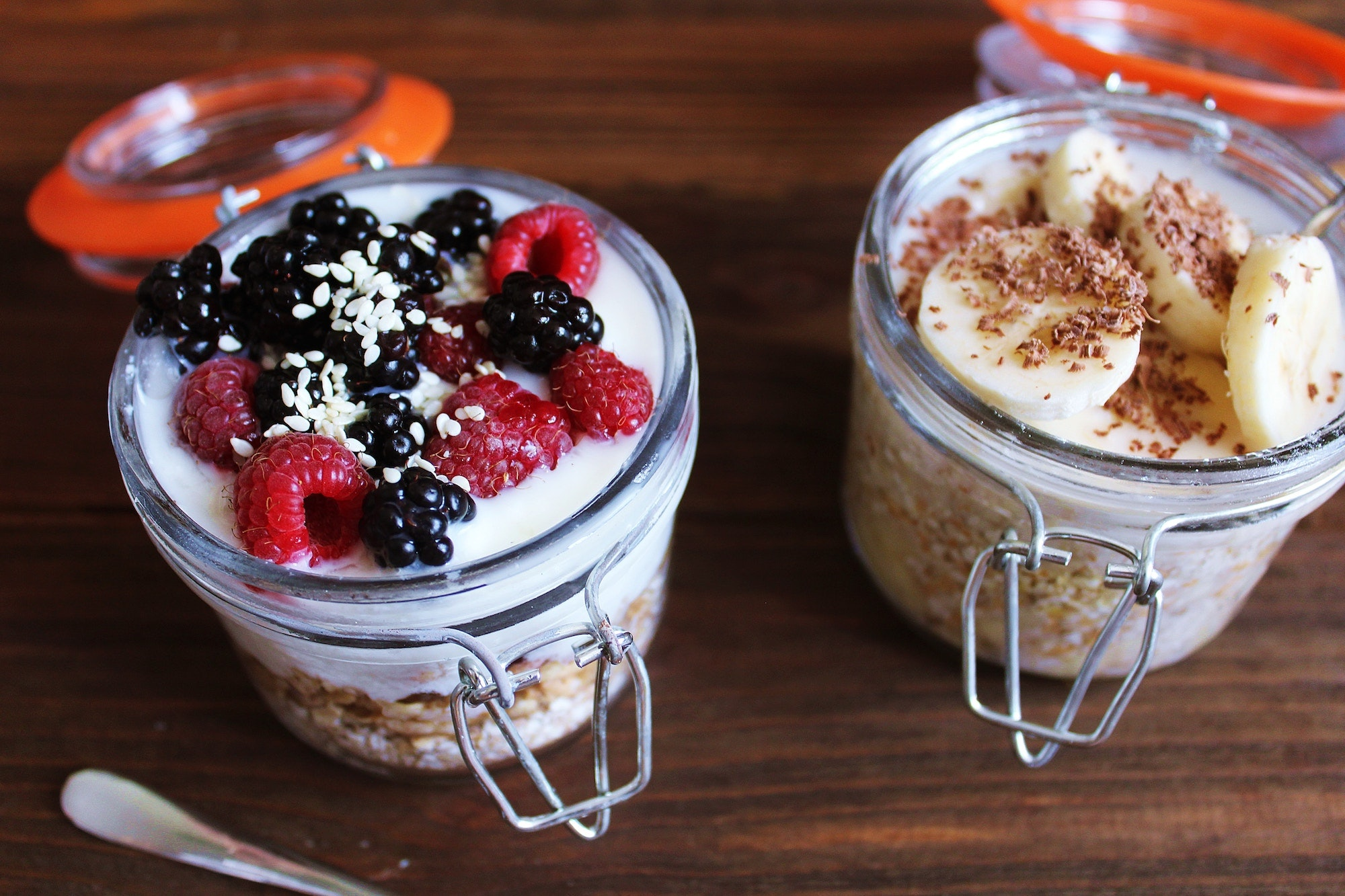 Greek yogurt is packed with probiotics (healthy bacteria that can help boost your immune system).