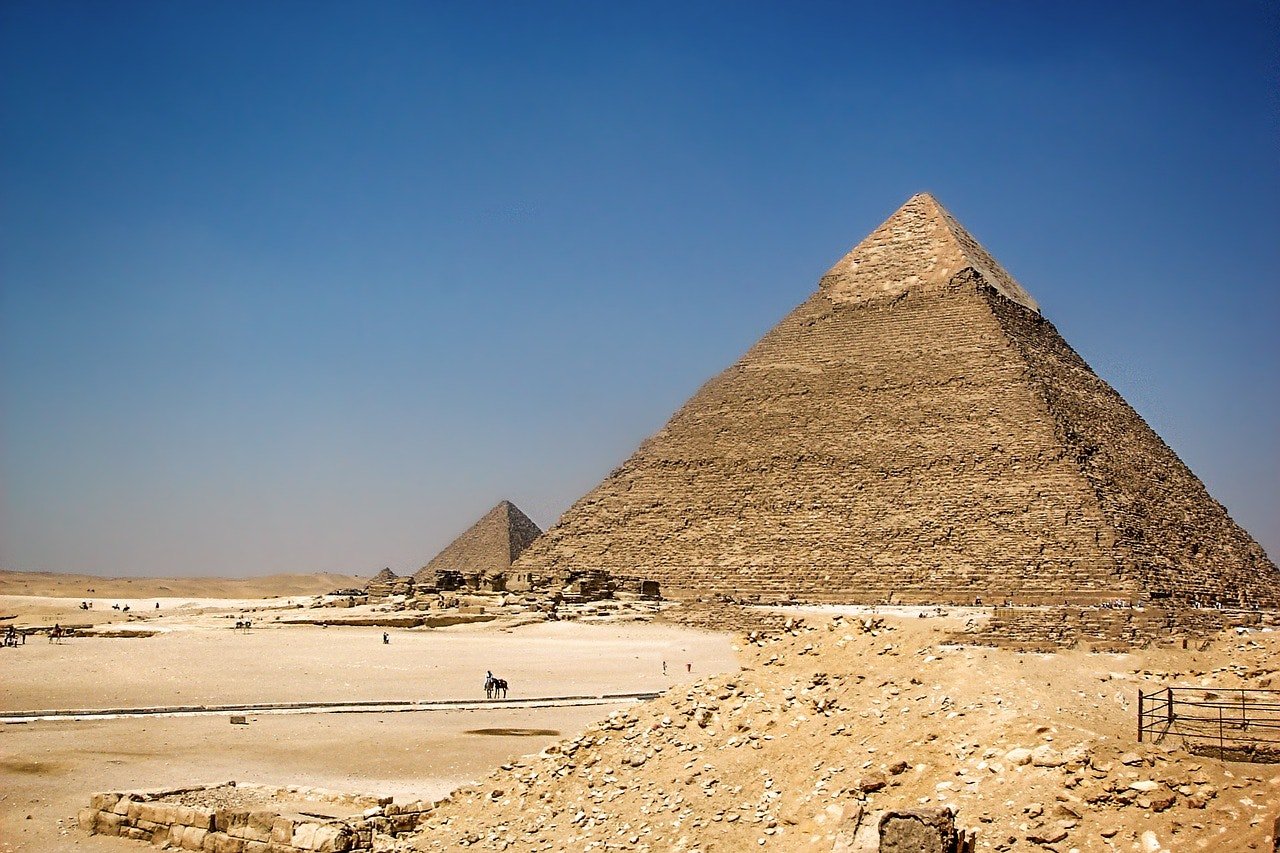 In 2019, the first phase of the Grand Egyptian Museum will open near the Great Pyramid of Giza.
