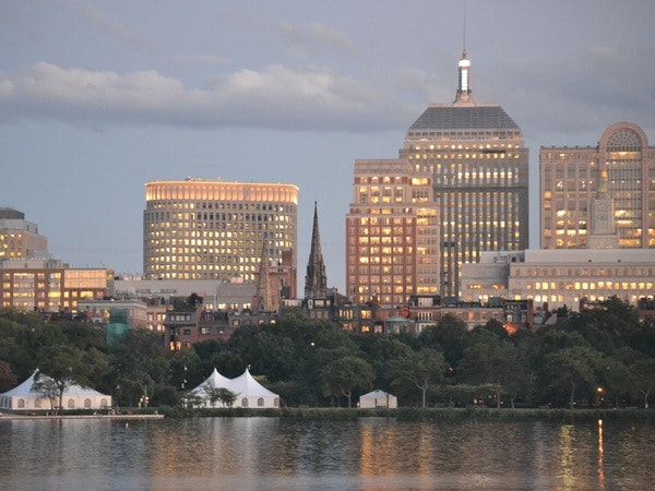 Boston is Povinelli's spirit city.