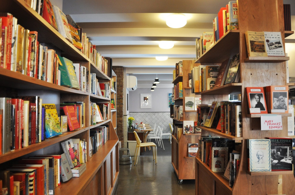 At Archestratus, you'll find your new favorite cookbook—and a menu of Sicilian dishes.