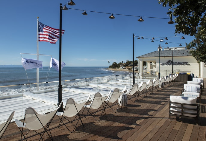 The Rosewood Miramar Beach resides by one of Montecito's most desirable stretches of sand.