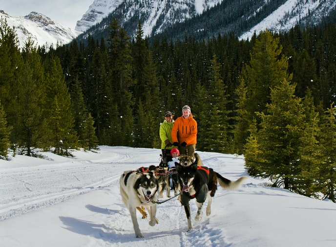 While ski slopes beckon most winter visitors, others are drawn to the rest of the season's offerings.