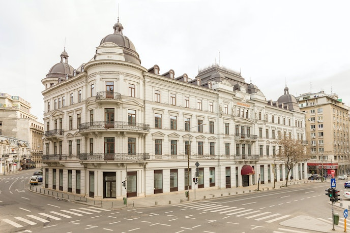 Bucharest will get an upscale hotel from the Corinthia brand in late 2019.