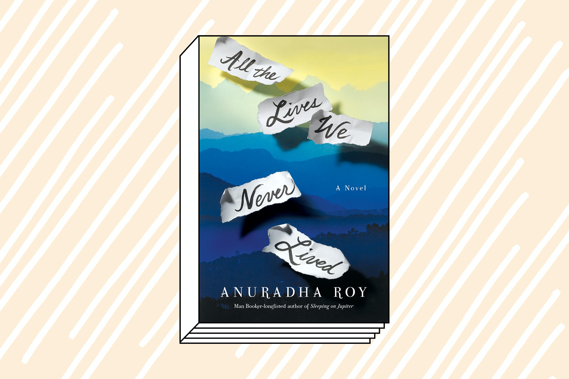 All the Lives We Never Lived (MacLehose Press, 2018)
