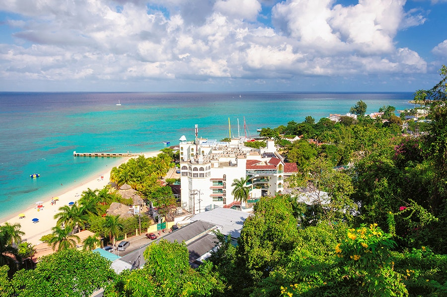 Montego Bay is home to a number of resorts and guesthouses for every price range.